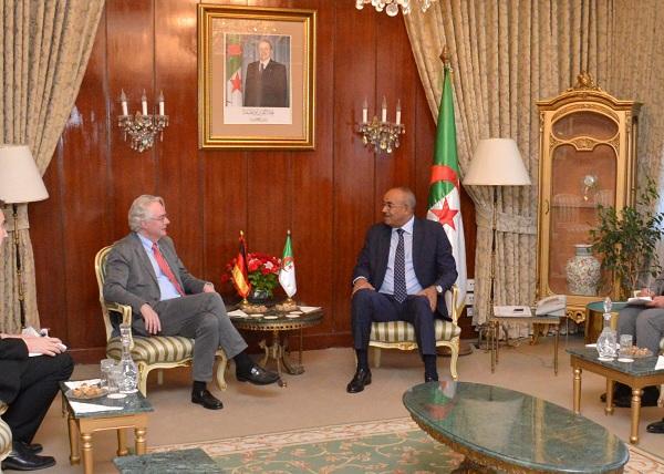 Accueil for Algerie ministere interieur