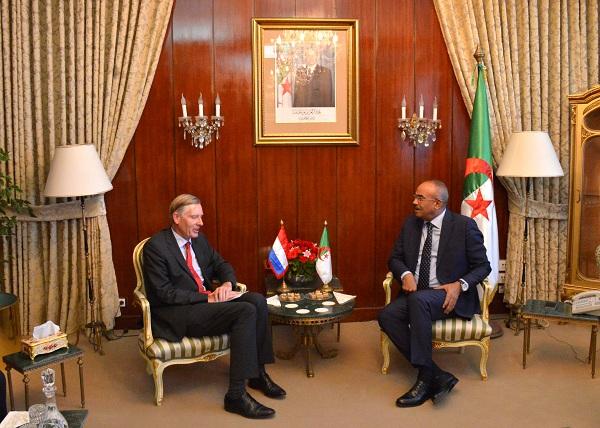 Accueil for Ministere exterieur algerie