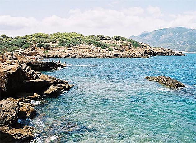 Carte Algerie Tipaza.Tipaza Une Ville Touristique Entre Mer Et Montagne Qui Regorge De