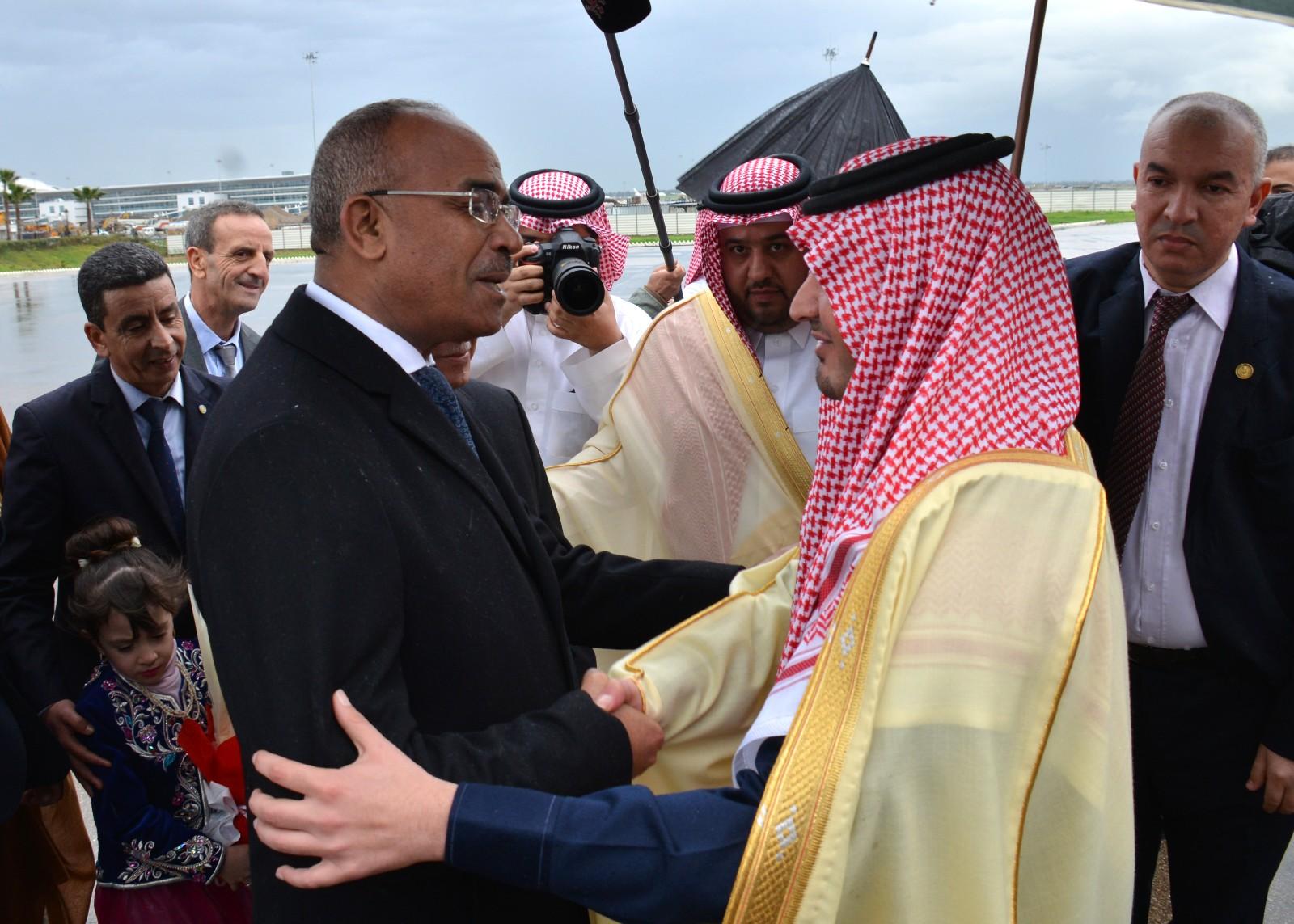 Le Ministre de l\'Intérieur du Royaume d\'Arabie Saoudite, son ...