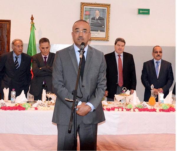 Ministere interieur gov dz 28 images accueil le secr for Algerie ministere interieur