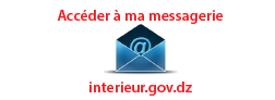 Accueil for Interieur gov dz passeport